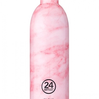 CLIMA BOTTLE - PINK MARBLE 850ML