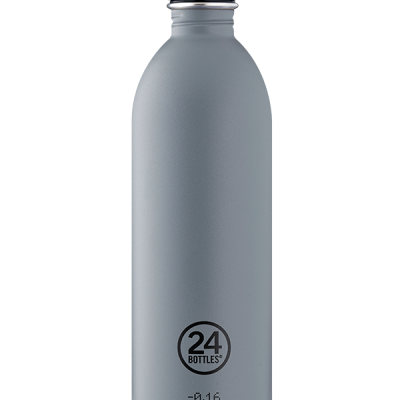 URBAN BOTTLE - FORMAL GREY 1000ML