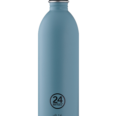 URBAN BOTTLE - POWDER BLUE 1000ML