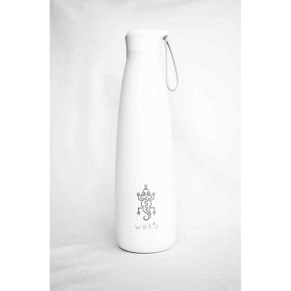 Wak'a White Bottle 500ml