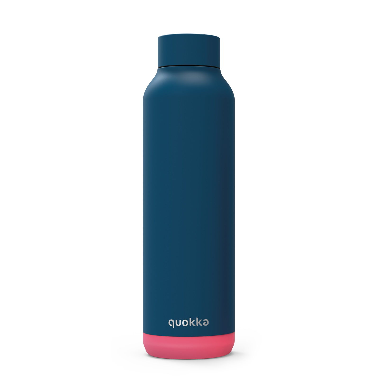 QUOKKA® Bottle - SOLID - PINK VIBE 630 ML