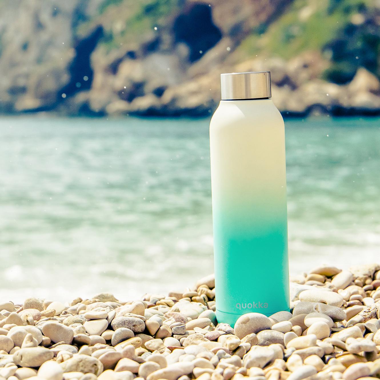 QUOKKA® Bottle - SOLID - SEASHORE 630 ML
