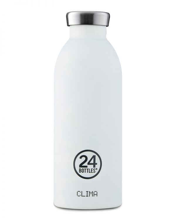 Clima Bottle - Ice White