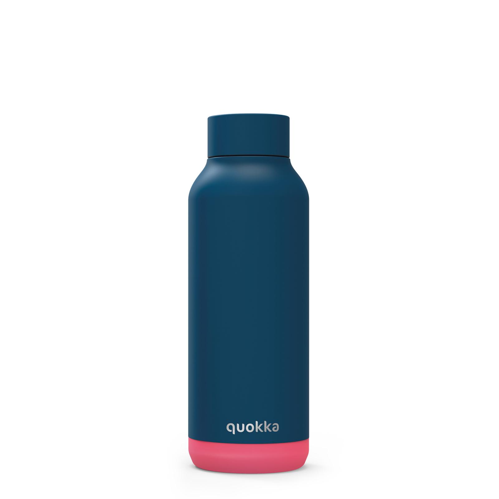 QUOKKA® Bottle - SOLID - PINK VIBE 510 ML