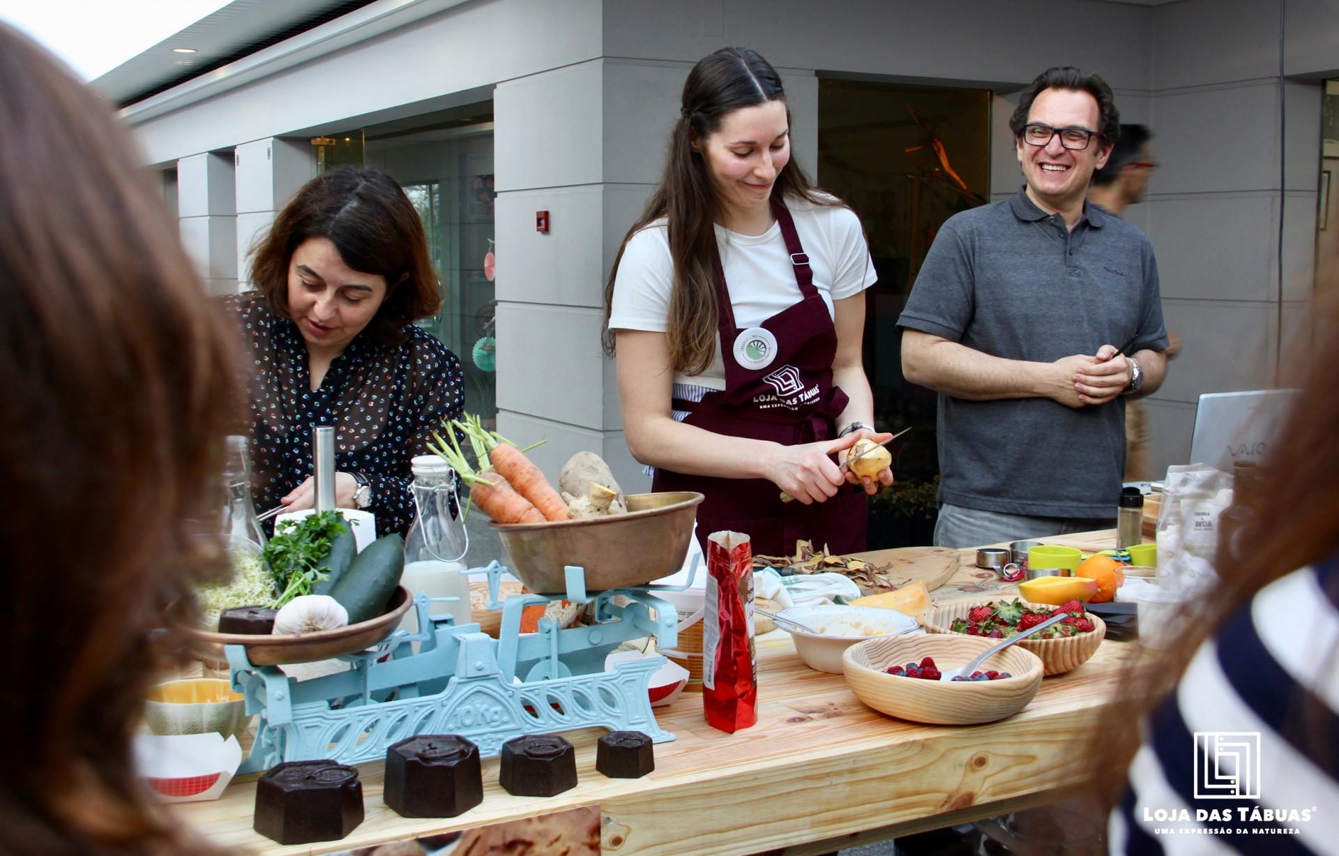 4º Evento de Show cooking - Laranja-lima