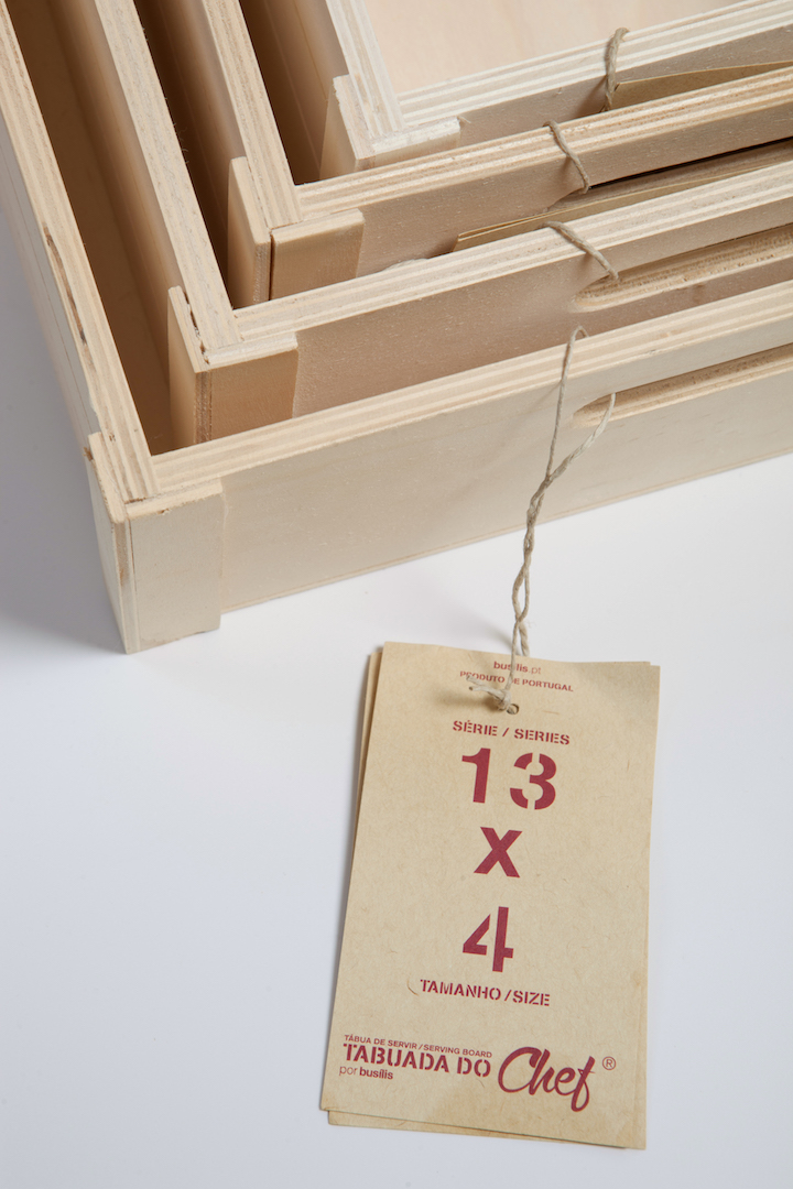 Caixa de Choupo pequena, 13x2