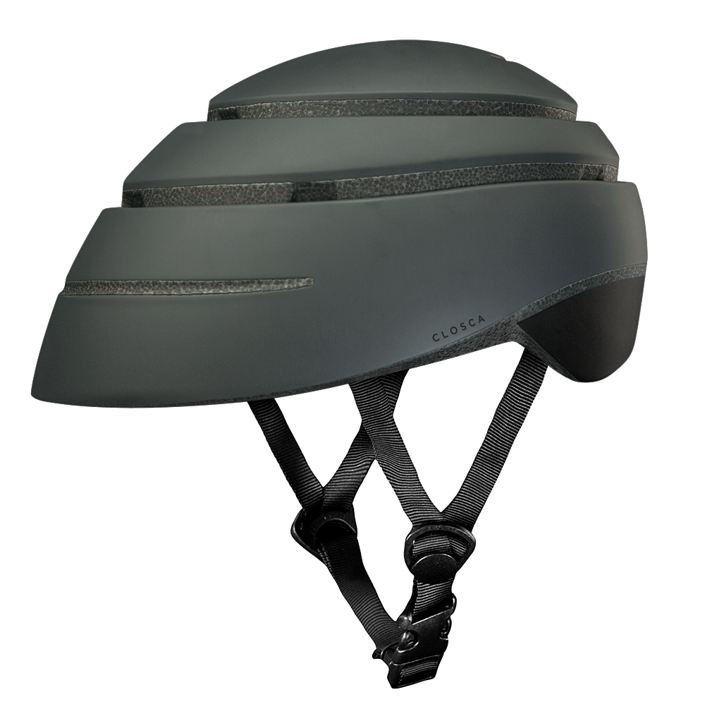 CLOSCA™ HELMET LOOP GRAPHITE/BLACK