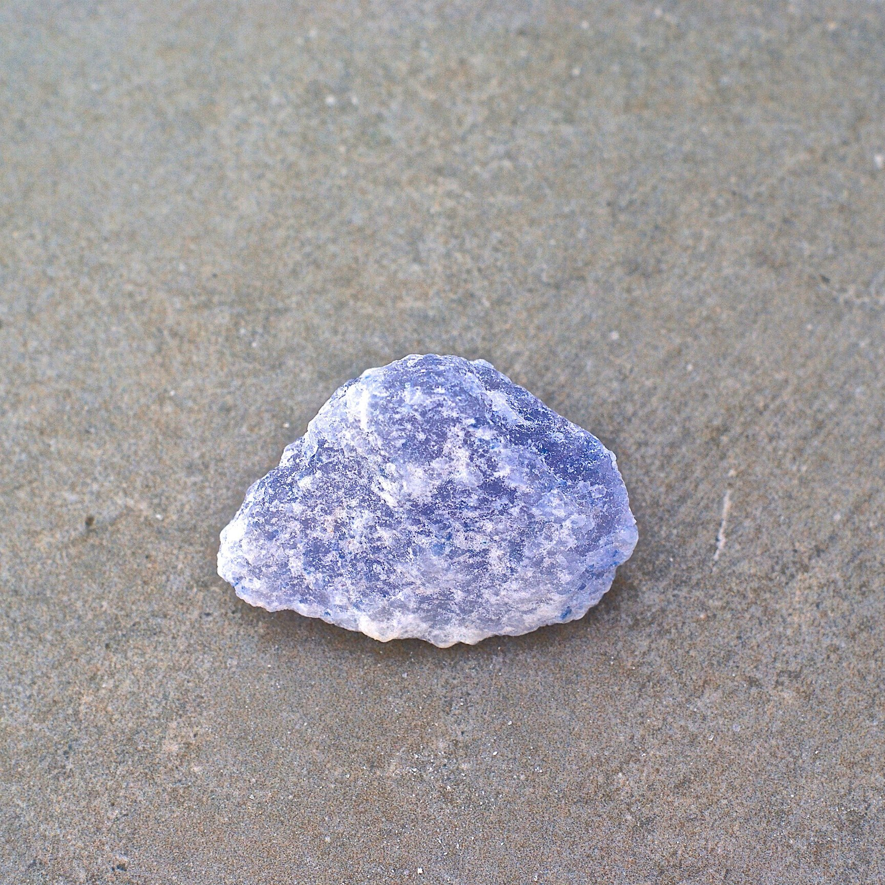 010 BLUE - PERSIAN BLUE SALT ROCKS