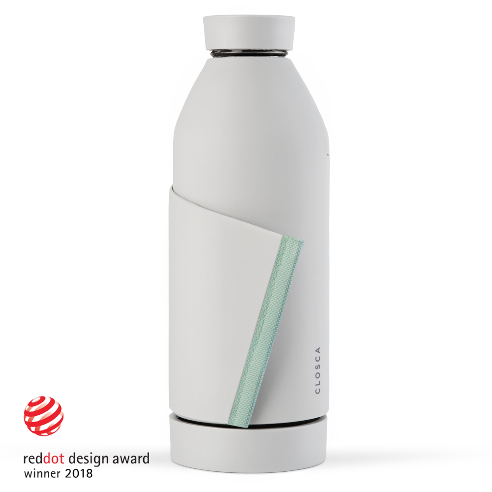 CLOSCA™ BOTTLE White/Sea