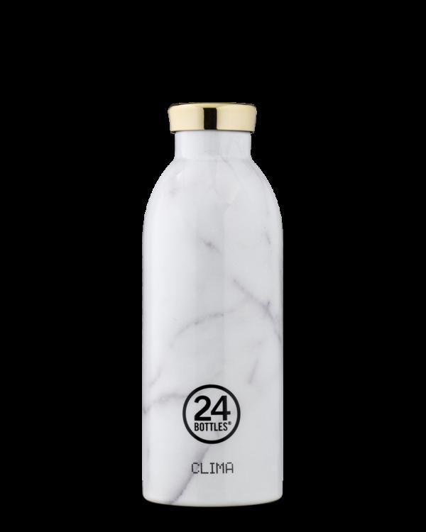 Clima Bottle - Carrara 500ml