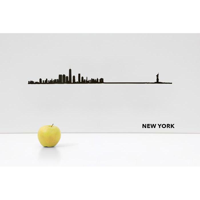 theLine® Small 50 cm - Black _ New York