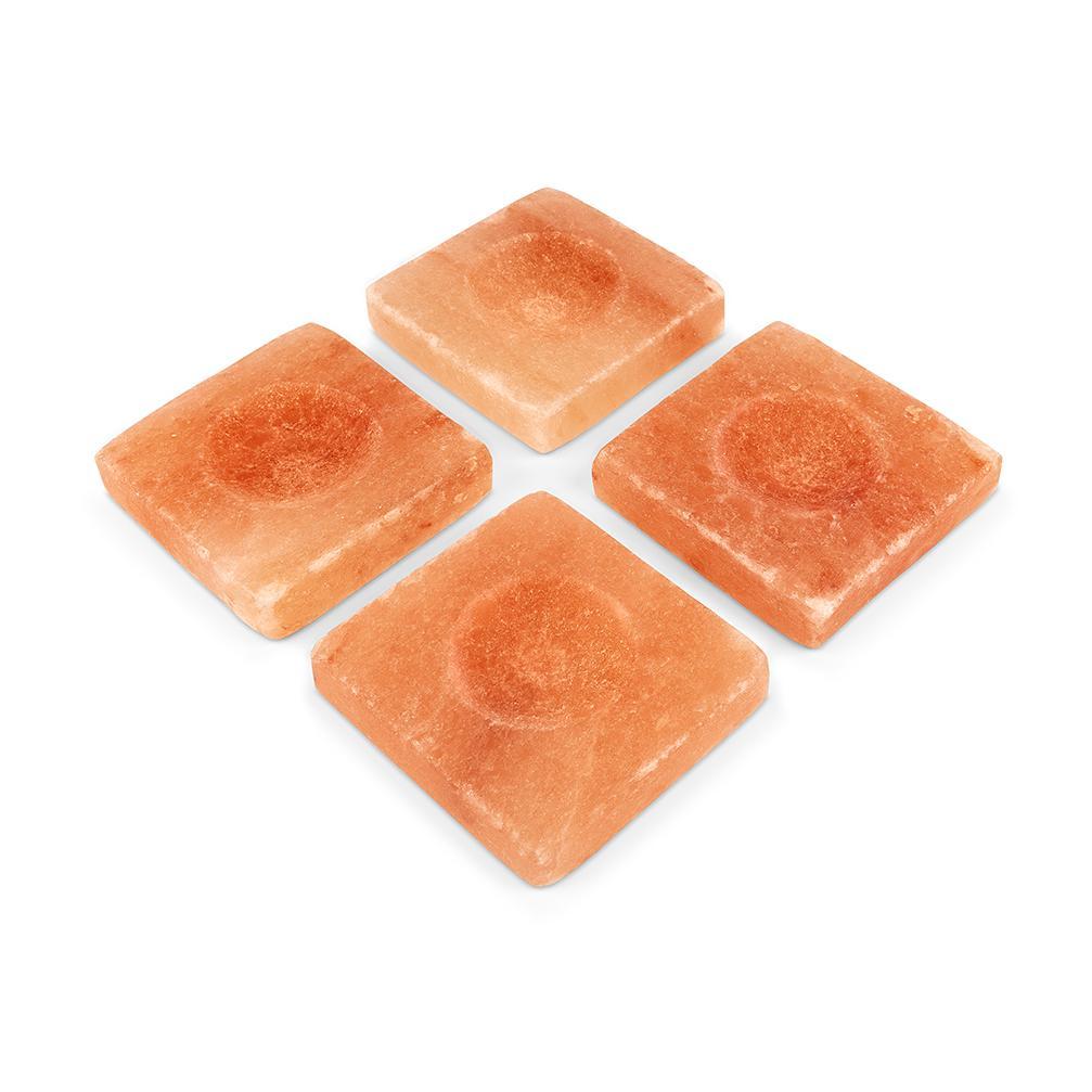 020 FREEZE & SERVE - HIMALAYAN SALT PLATES