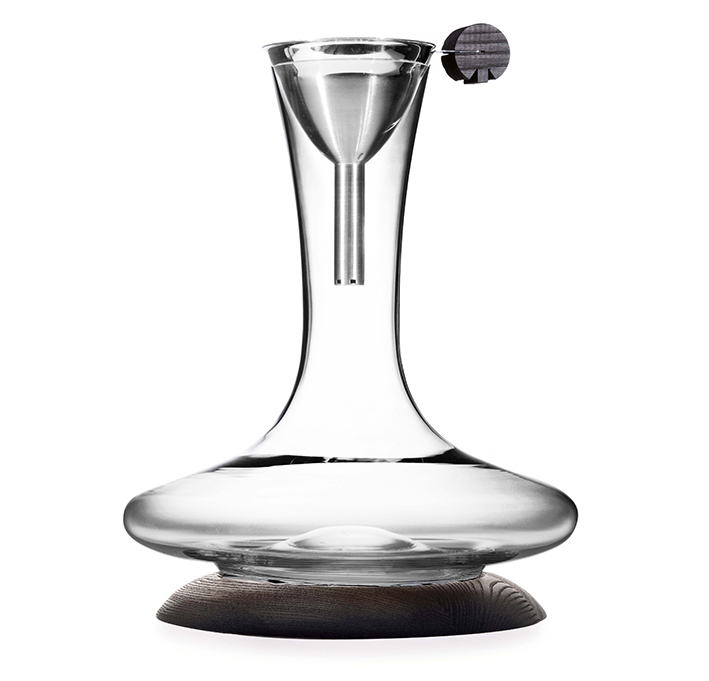 "Decanter / Wine decanter ""Crook"""