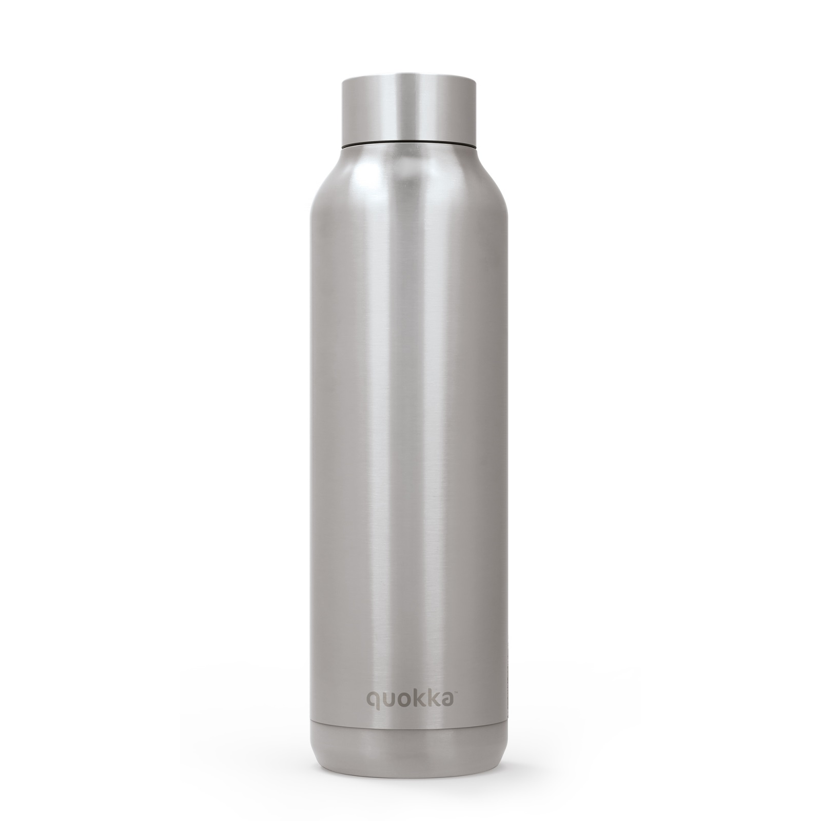 QUOKKA® Bottle - SOLID - STEEL 630 ML