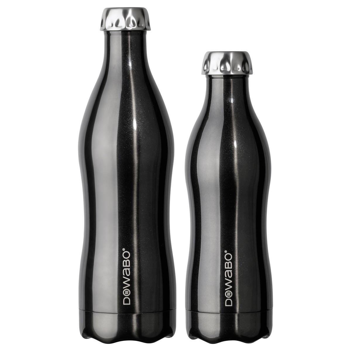 DOWABO® Bottle - Blue 500ml Metallic Collection