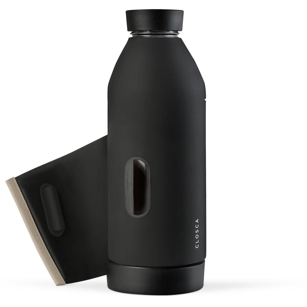 CLOSCA™ BOTTLE Black/Beach