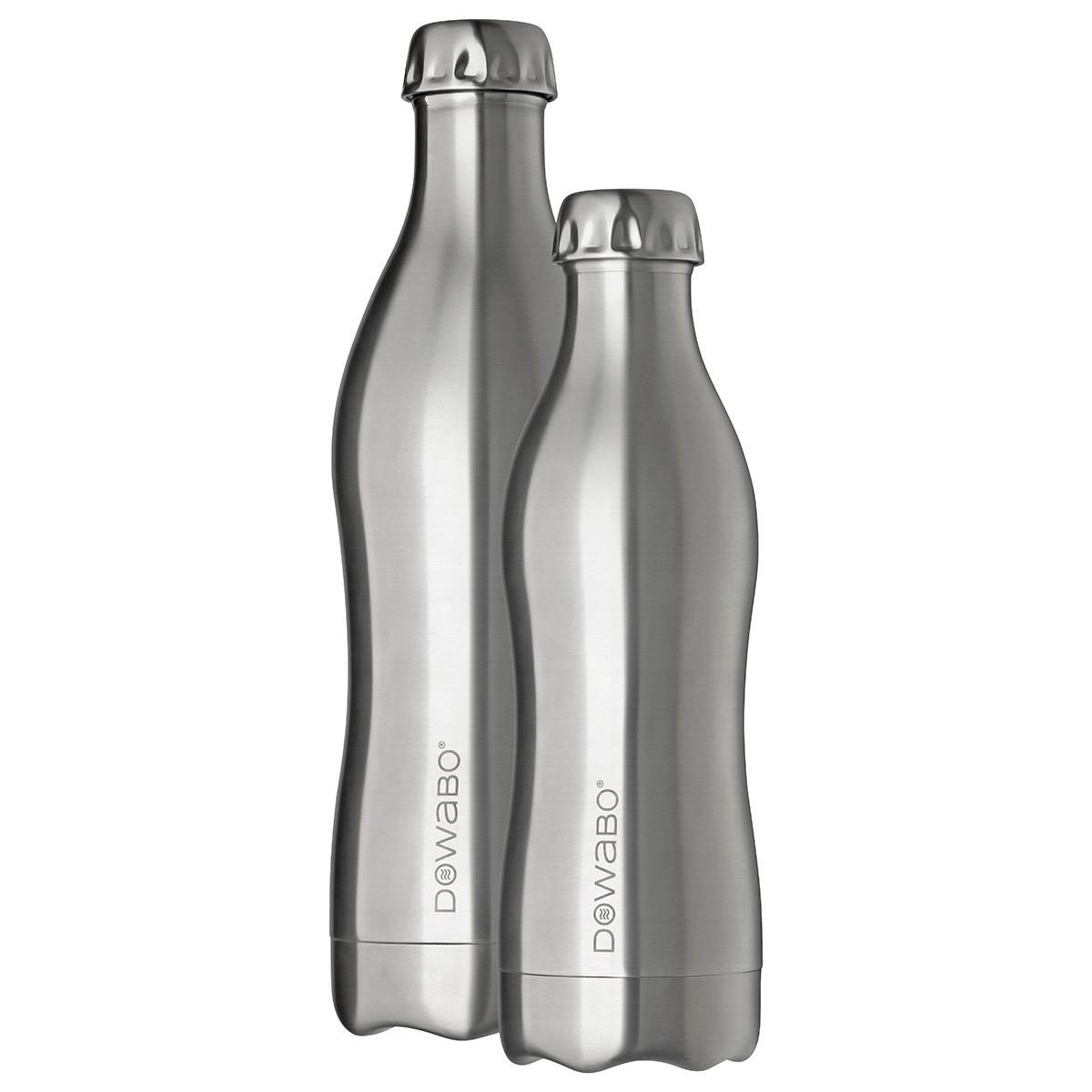 DOWABO® Bottle - Pure Steel 750ml