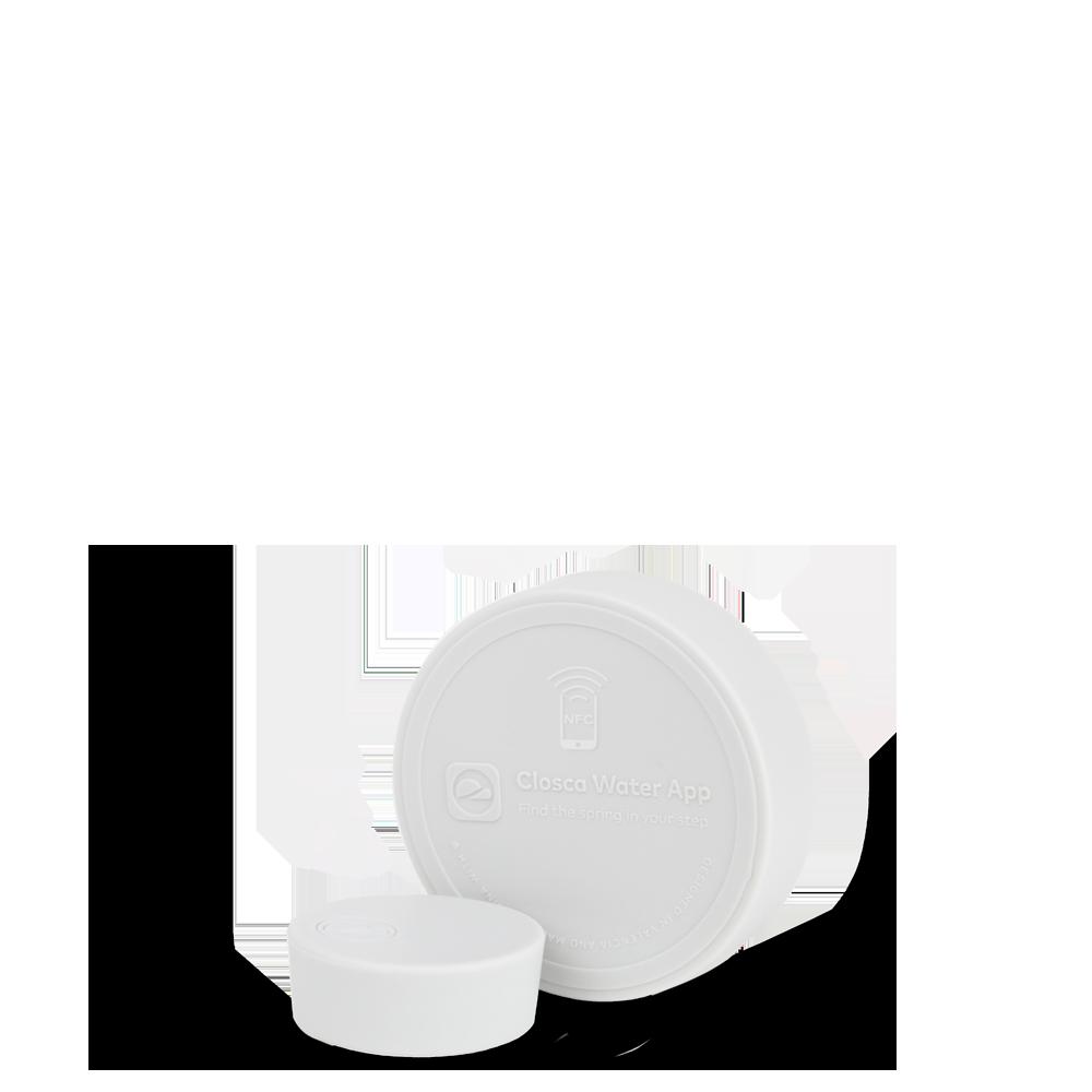 CLOSCA™ BOTTLE Caps White
