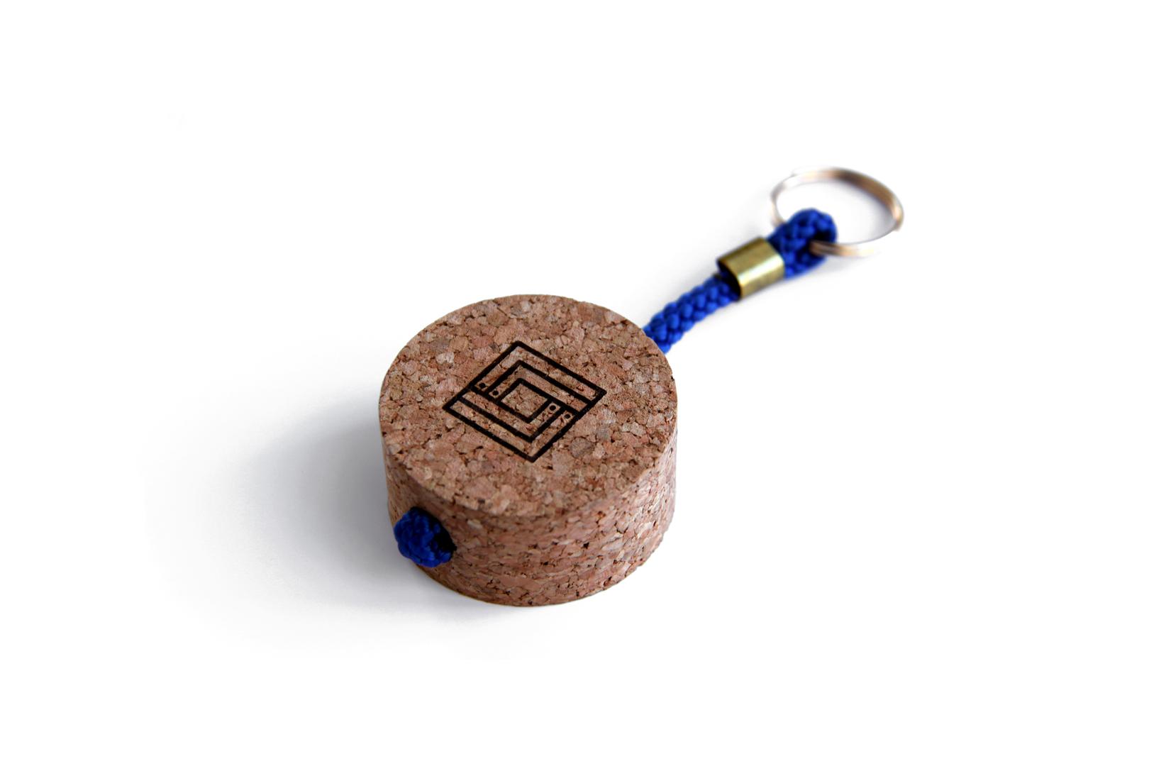 Porta-chaves / Key holders FLAT CIRCULAR