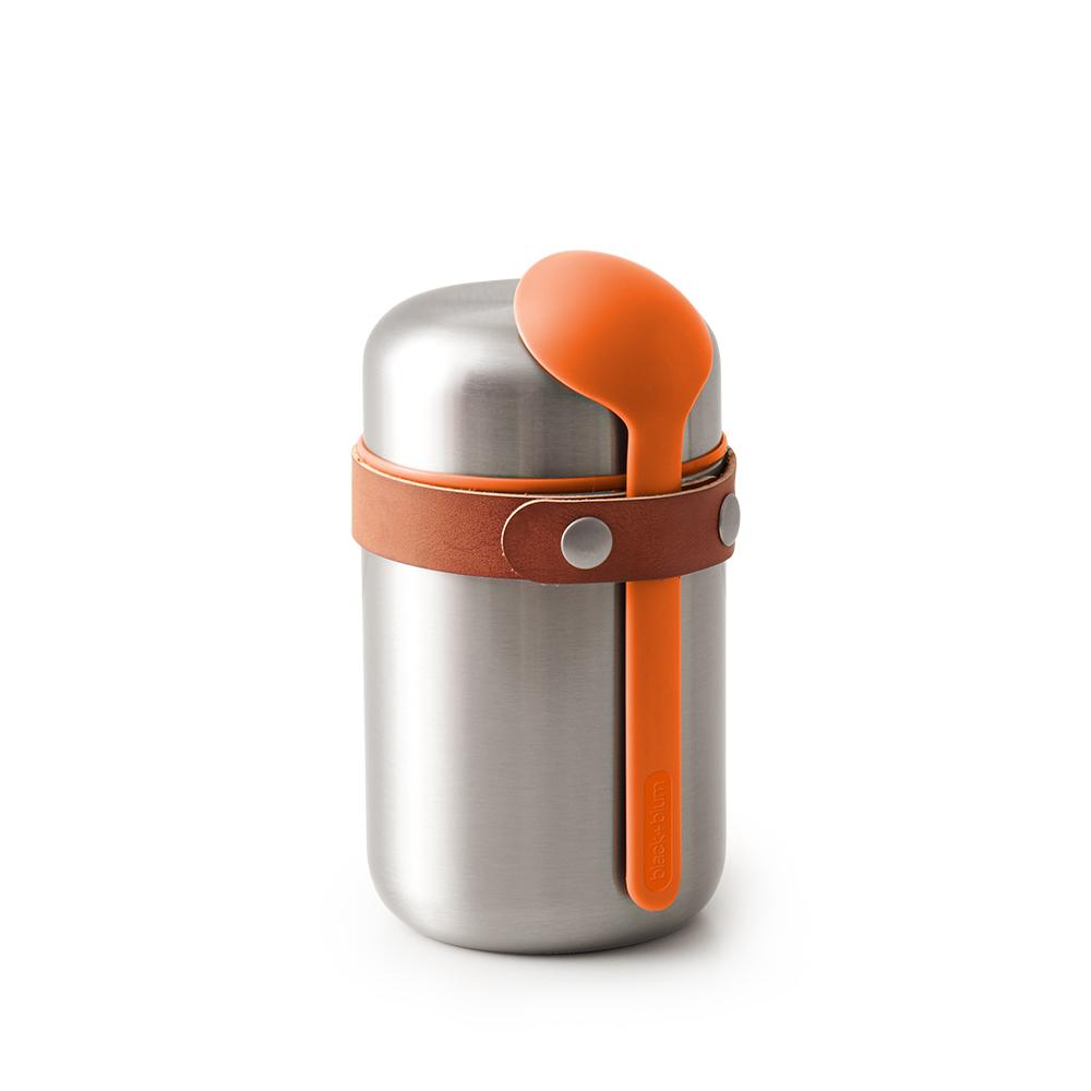 Marmita Térmica Food Flask - Orange