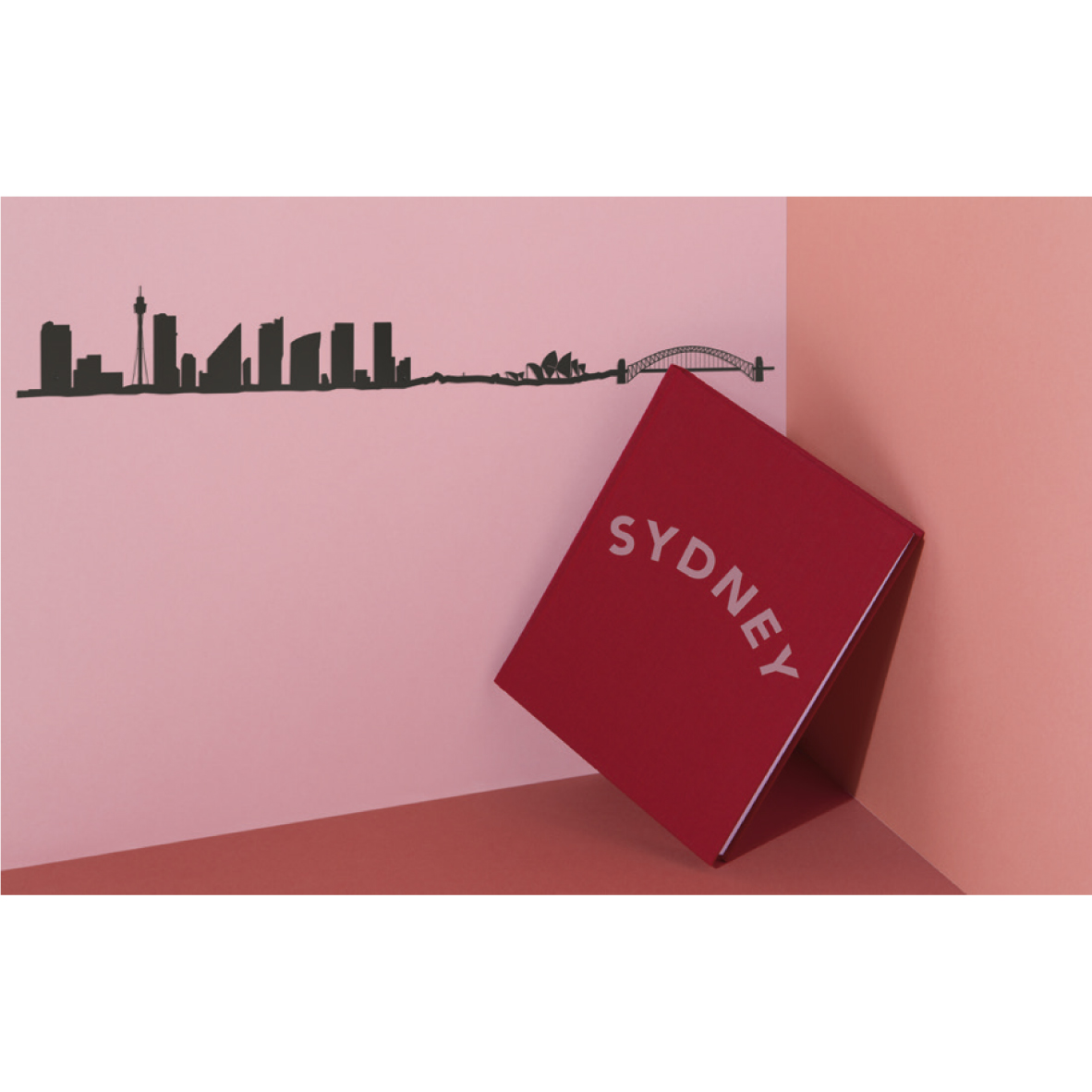theLine® Small 50 cm - Black _ Sydney