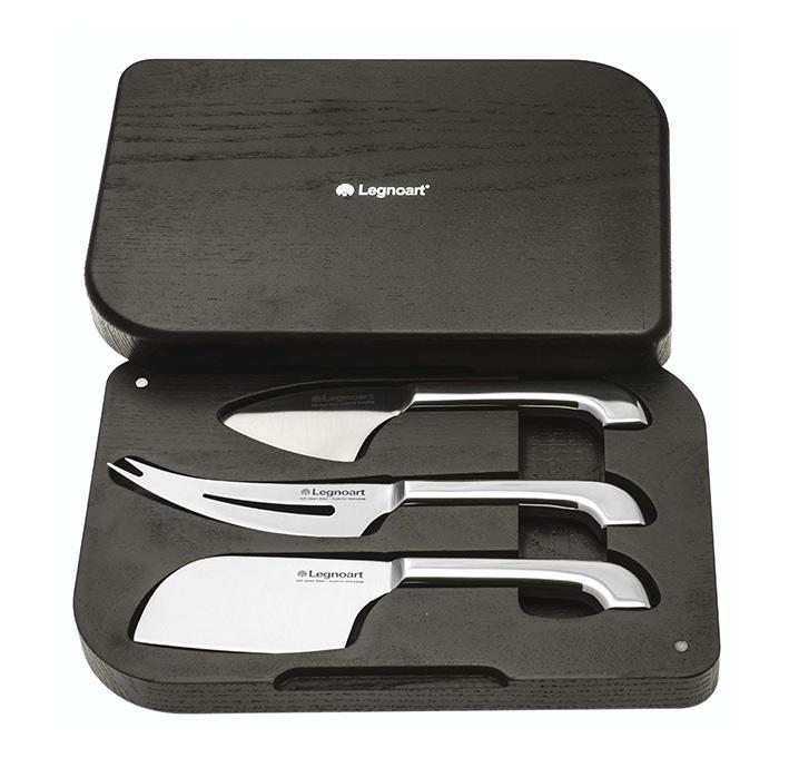 """Facas de Queijo / Cheese knives set """"Polo"""""""