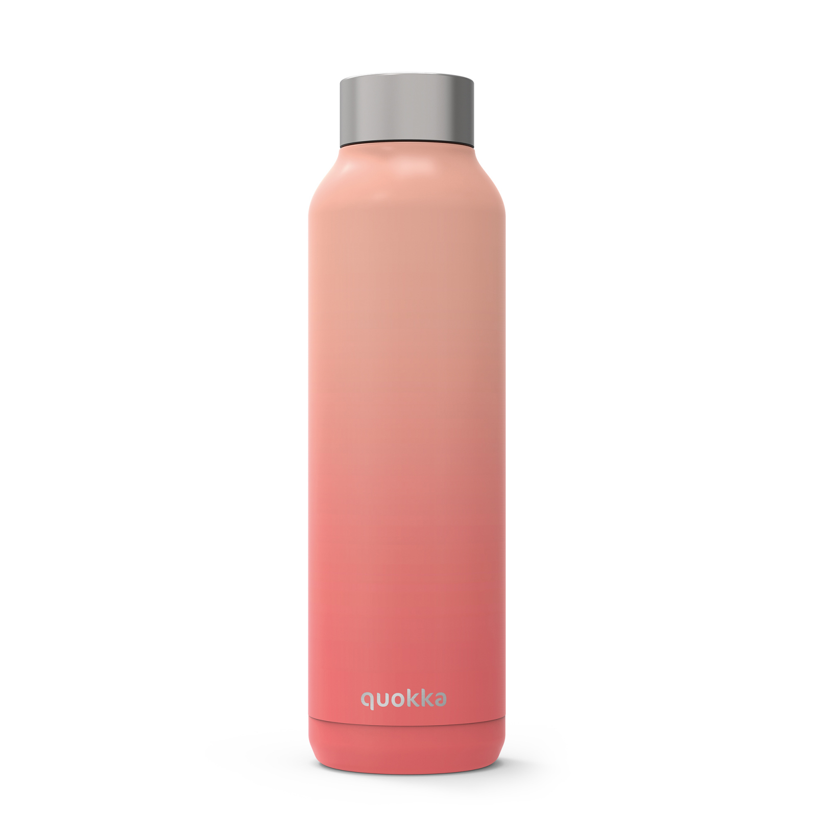 QUOKKA® Bottle - SOLID - PEACH 630 ML