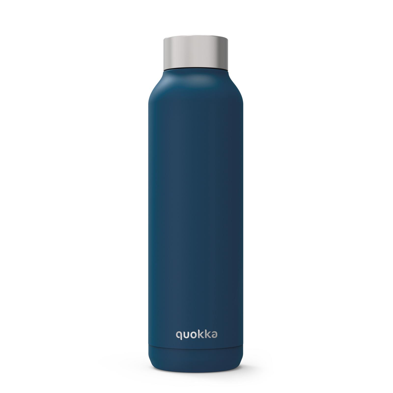 QUOKKA® Bottle - SOLID - MIDNIGHT BLUE 630 ML