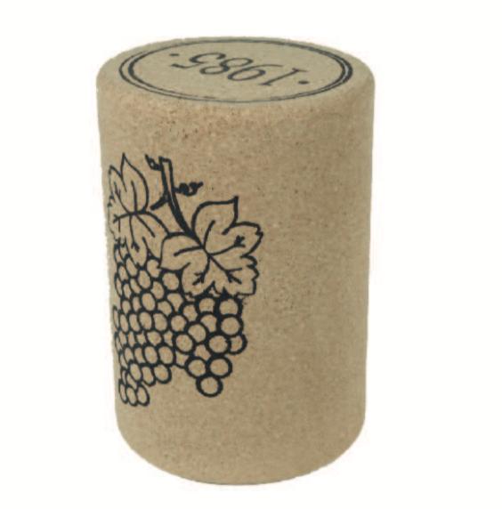 Banco de cortiça / Wine Cork Stopper Stool