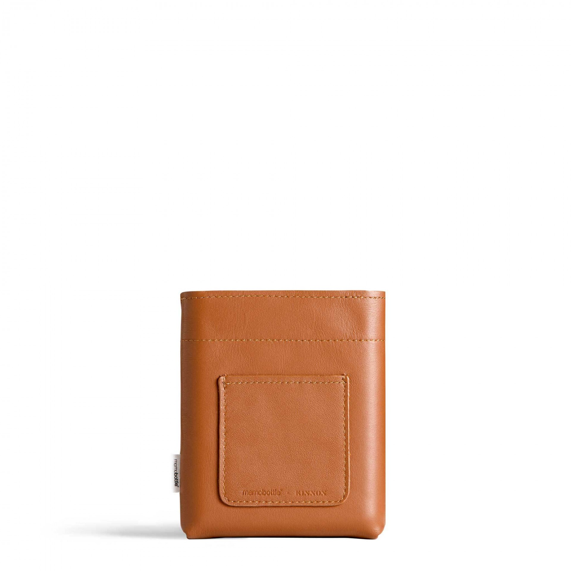 A6 Leather Sleeve memobottle