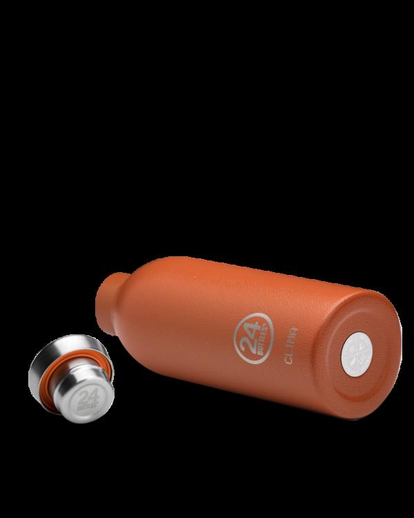Clima Bottle - Sunset Orange 500ml