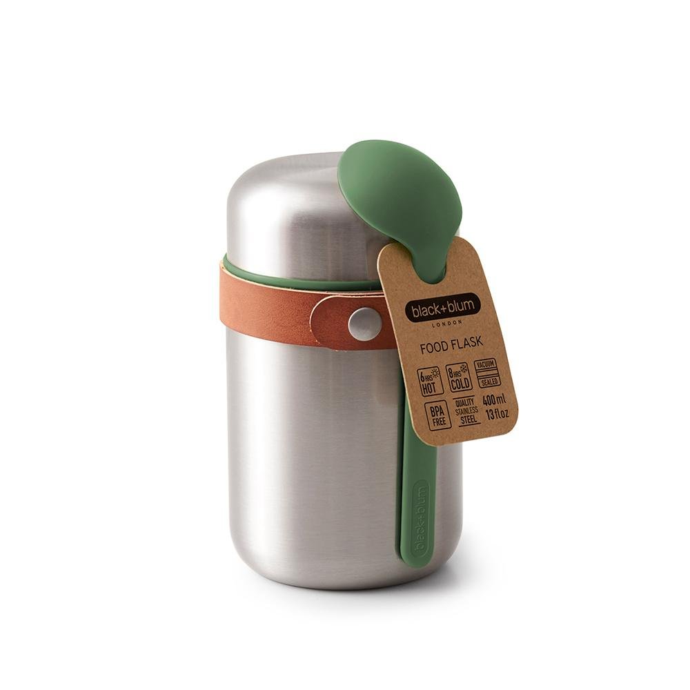 Marmita Térmica Food Flask - Olive