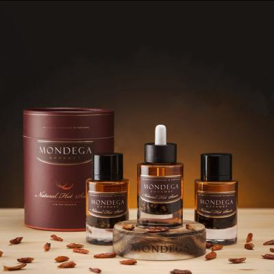 MONDEGA® 3x50ml   Molho Picante Natural   Natural Spicy Sauce