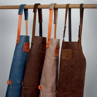 Leather Aprons _ Aventais em Pele