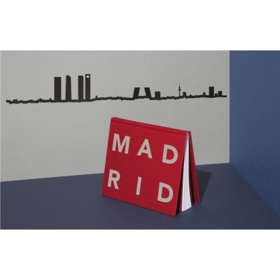 theLine® Small 50 cm - Black _ Madrid