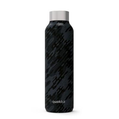QUOKKA® Bottle - SOLID - CAMO 630 ML