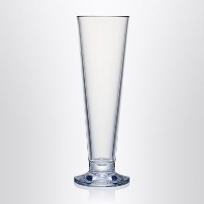 FOOTED PILSNER - STRAHL BEER GLASSES Pack of 4