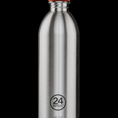 Urban Bottle - Steel 1000ml