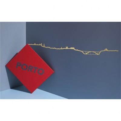 theLine® Small 50 cm - Gold _ Porto