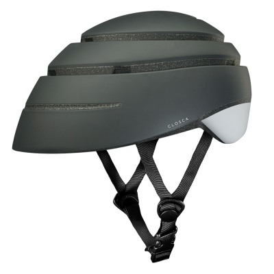 CLOSCA™ HELMET LOOP GRAPHITE/WHITE