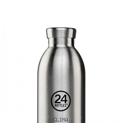 Clima Bottle - Steel 330ml
