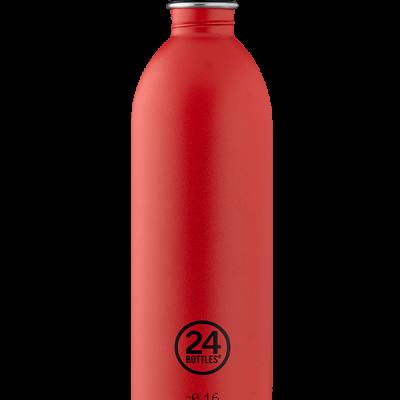 Urban Bottle - Hot Red 1000ml