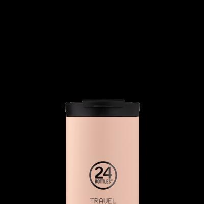 Travel Tumbler - Dusty Pink 350ml