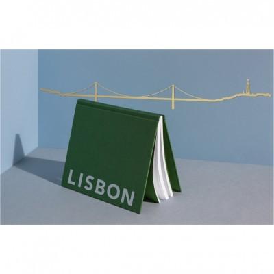 theLine® Small 50 cm - Gold _ Lisbon