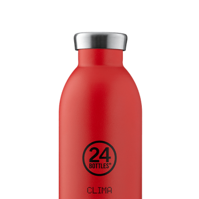 Clima Bottle - Hot Red 330ml