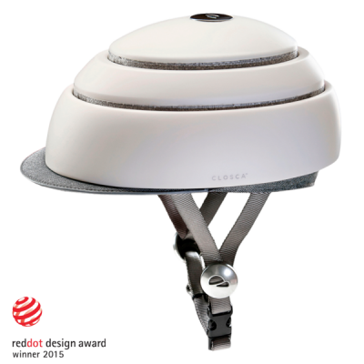 CLOSCA™ HELMET WHITE/ONLY-BASIC