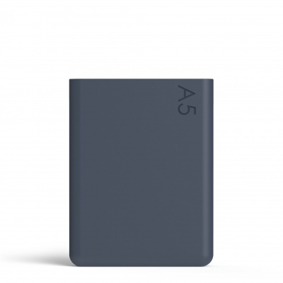 A5 Silicone Sleeve - Midnight Blue