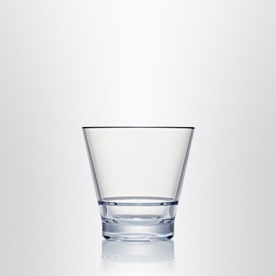 CAPELLASTACK DOUBLE ROCKS TUMBLER PACK of 4
