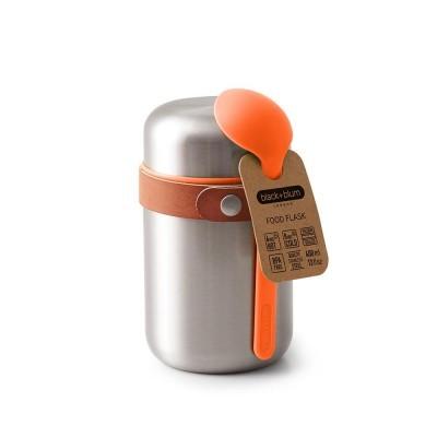 Marmita Térmica Food Flask - Orange