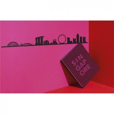 theLine® Small 50 cm - Black _ Singapore
